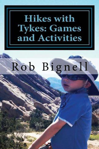HIkes with Tykes book cover